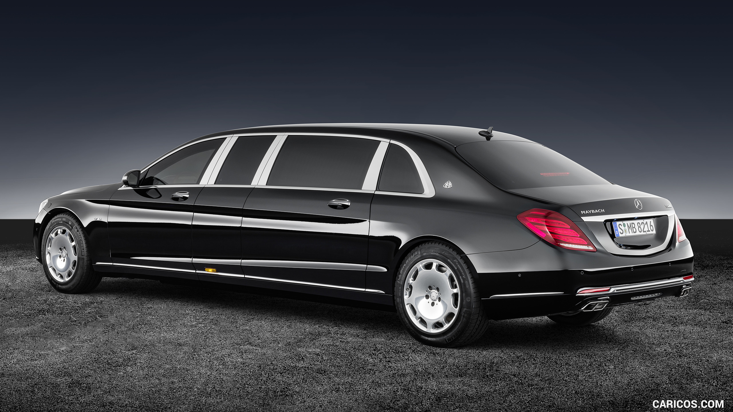Mercedes-Benz Maybach S-klasse I (X222) 2014 - now Limousine #1