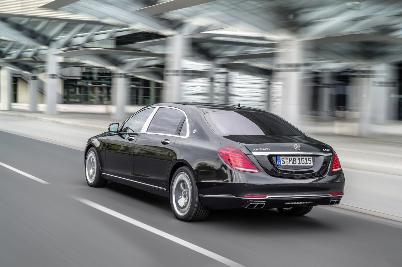 Mercedes-Benz Maybach S-klasse I (X222) 2014 - now Limousine #6
