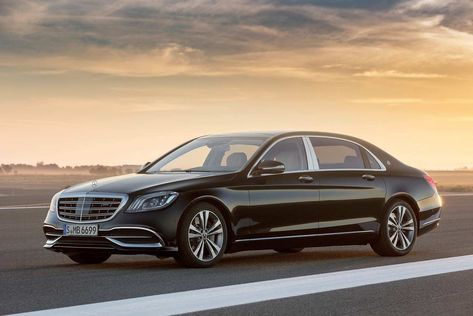Mercedes-Benz Maybach S-klasse I (X222) 2014 - now Limousine #2