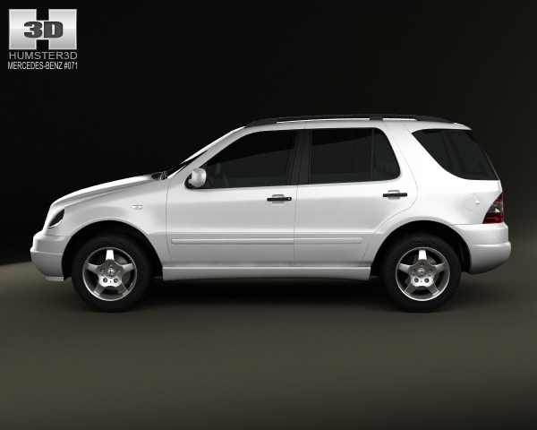Mercedes-Benz M-klasse I (W163) 1997 - 2001 SUV 5 door #1