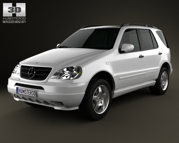 Mercedes-Benz M-klasse I (W163) 1997 - 2001 SUV 5 door #6