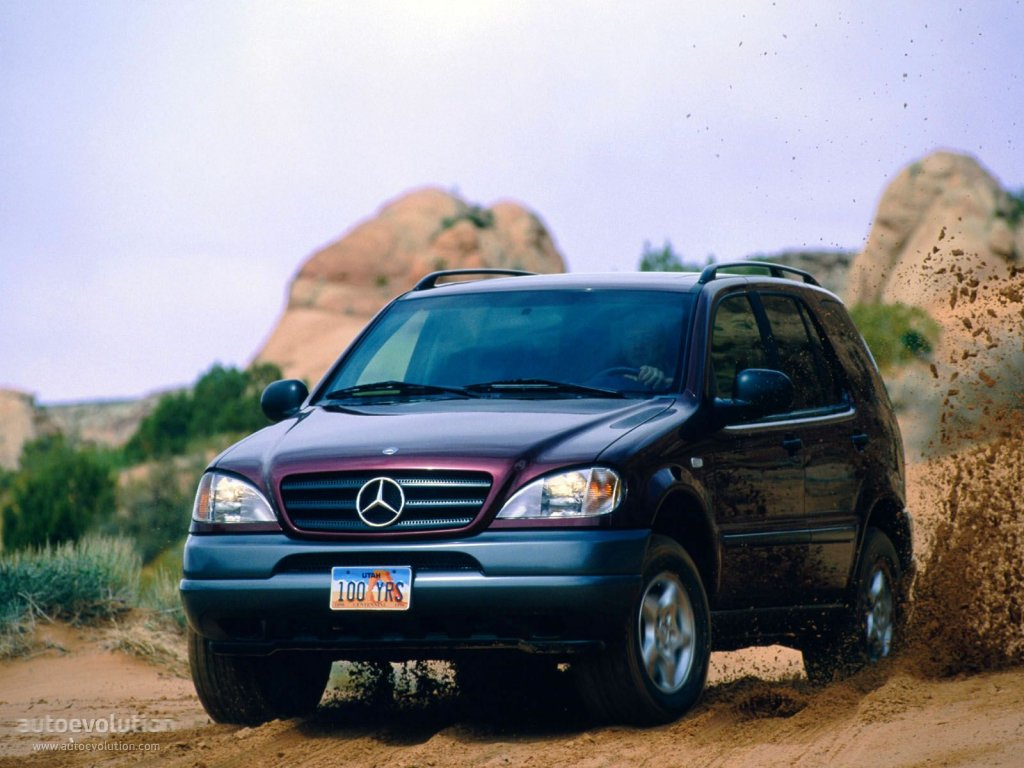Mercedes-Benz M-klasse I (W163) 1997 - 2001 SUV 5 door #3