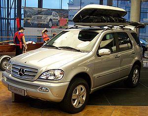 Mercedes-Benz M-klasse I (W163) Restyling 2001 - 2005 SUV 5 door #2