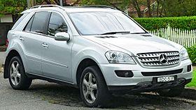 Mercedes-Benz M-klasse I (W163) Restyling 2001 - 2005 SUV 5 door #8