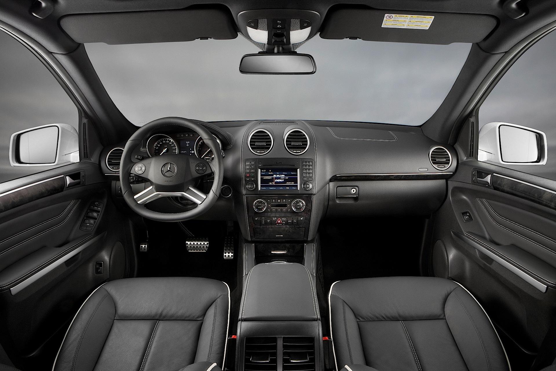 Mercedes-Benz M-klasse II (W164) Restyling 2008 - 2011 SUV 5 door #5