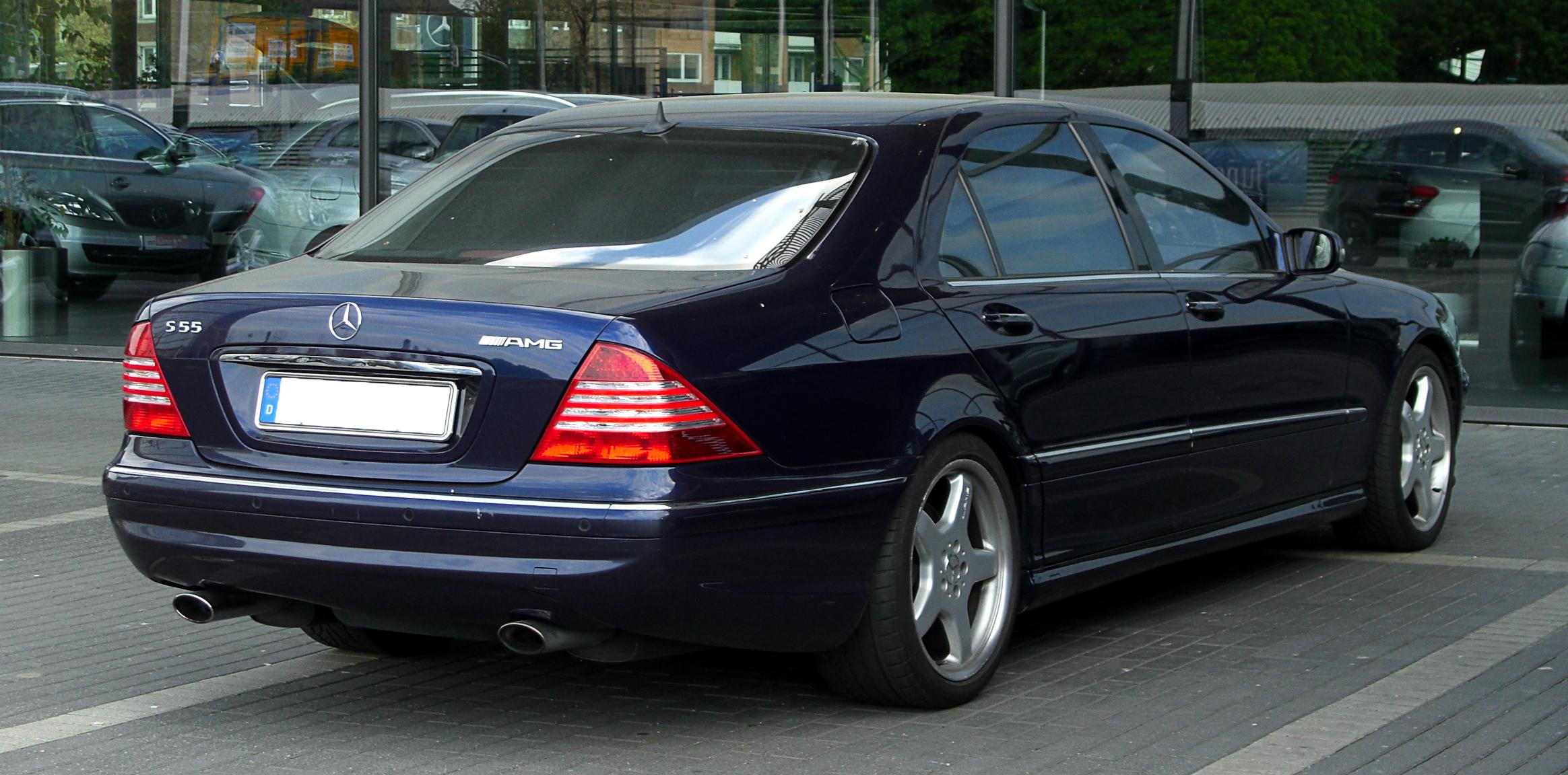 Mercedes-Benz S-klasse AMG I (W220) 1999 - 2002 Sedan #4