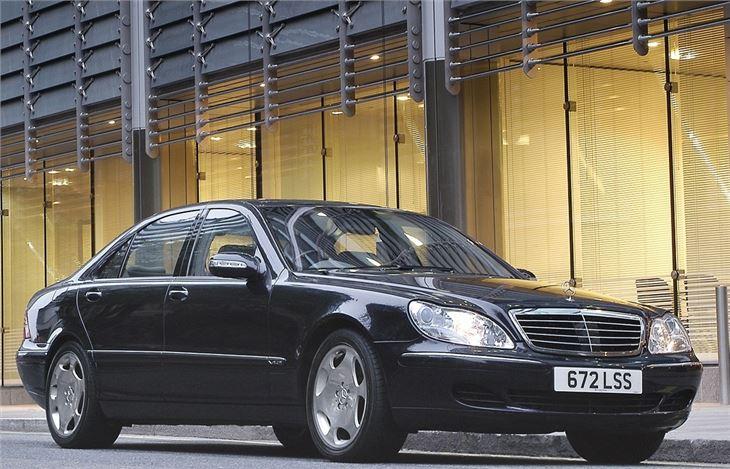 Mercedes-Benz S-klasse AMG I (W220) 1999 - 2002 Sedan #6