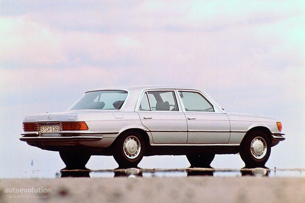 Mercedes-Benz S-klasse I (W116) 1972 - 1980 Sedan #2