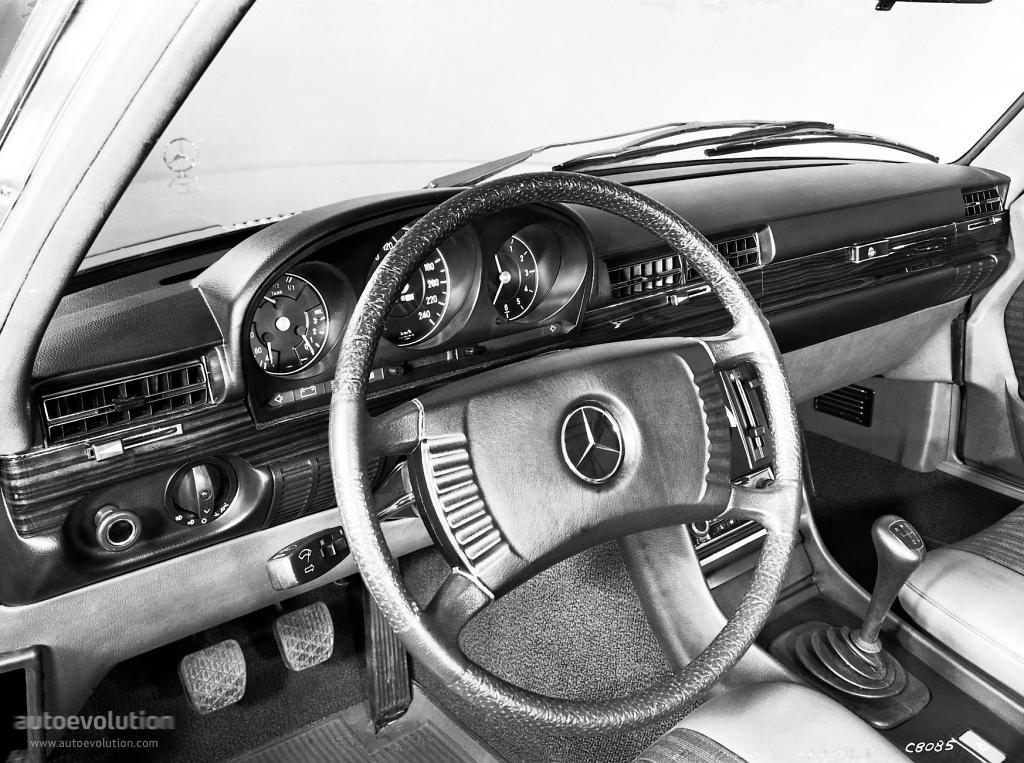 Mercedes-Benz S-klasse I (W116) 1972 - 1980 Sedan #7