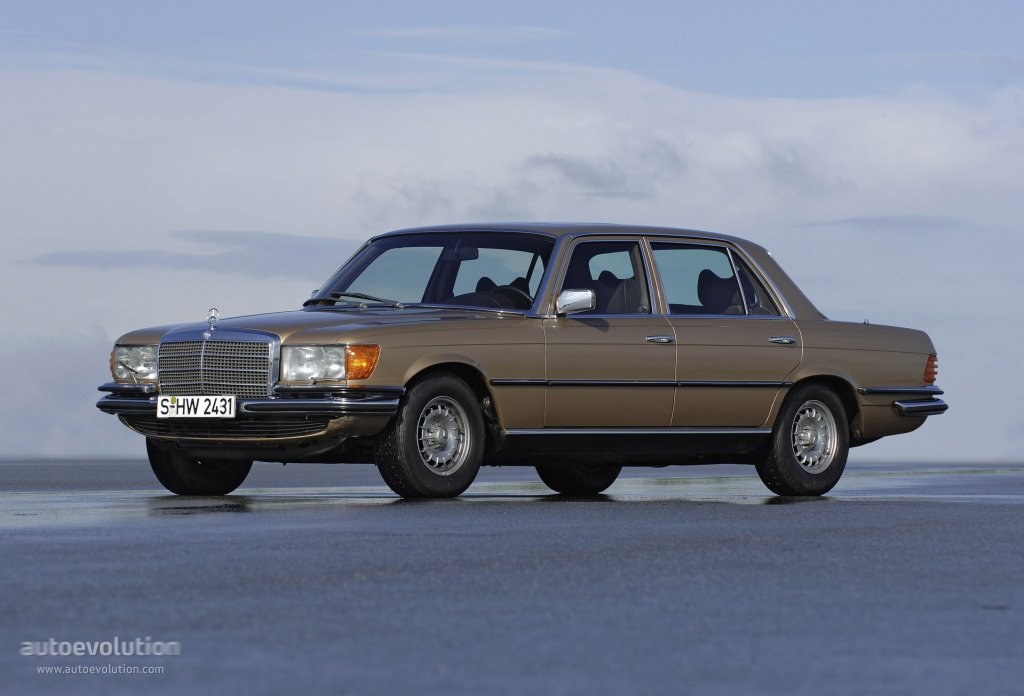 Mercedes-Benz S-klasse I (W116) 1972 - 1980 Sedan #6