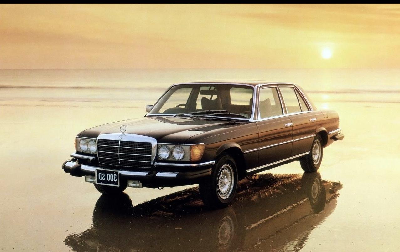 Mercedes-Benz S-klasse I (W116) 1972 - 1980 Sedan #1