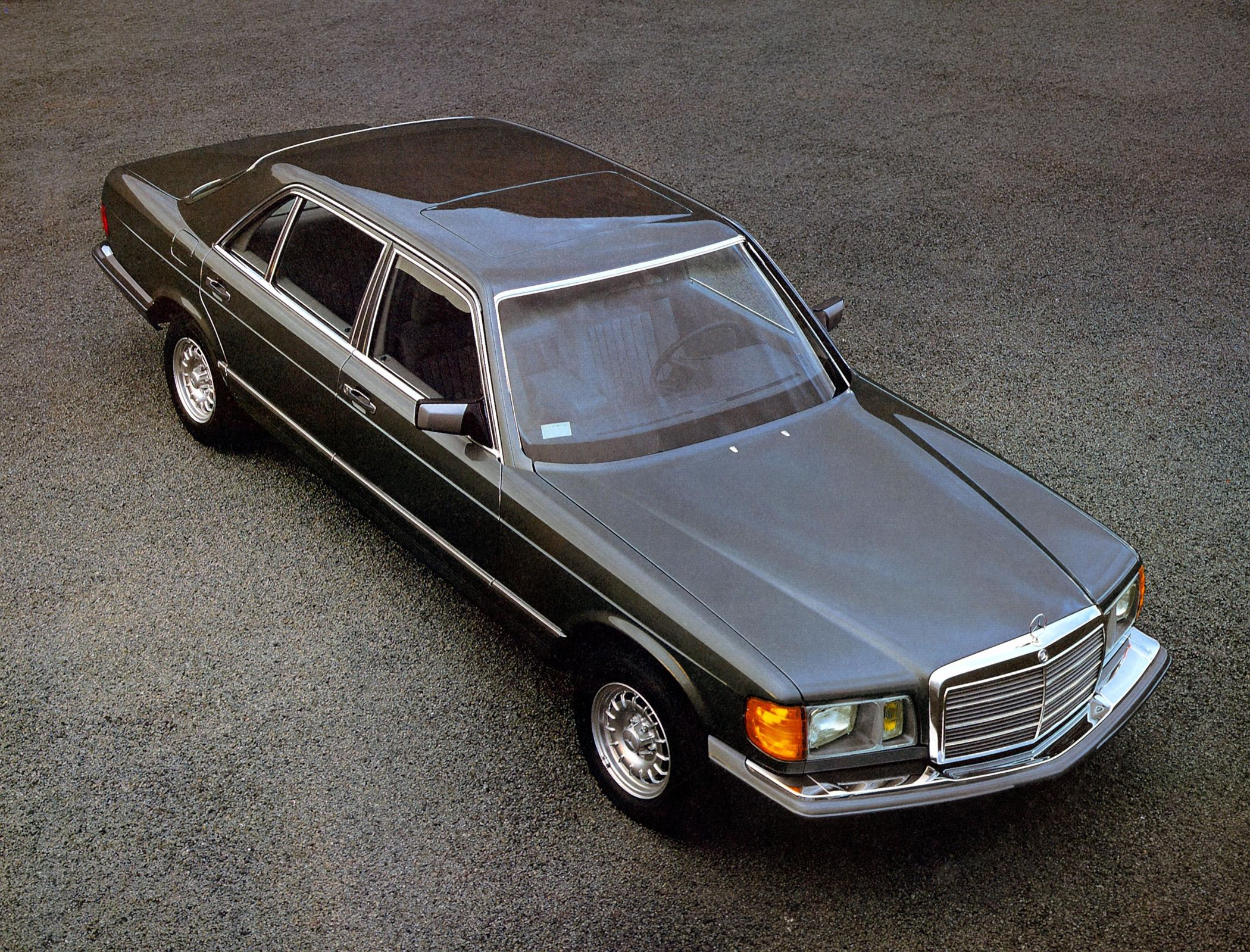 Mercedes-Benz S-klasse II (W126) 1979 - 1985 Coupe #3