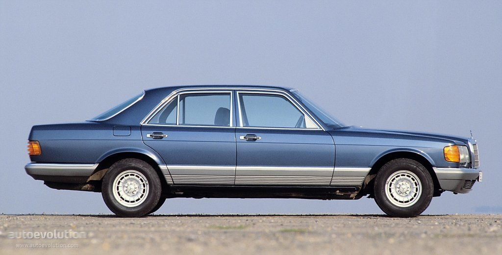Mercedes-Benz S-klasse II (W126) 1979 - 1985 Coupe #8