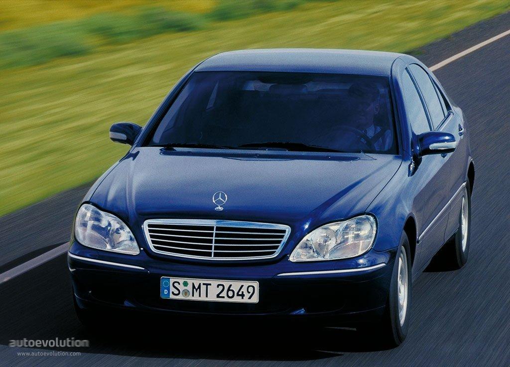 Mercedes-Benz S-klasse AMG I (W220) 1999 - 2002 Sedan #2