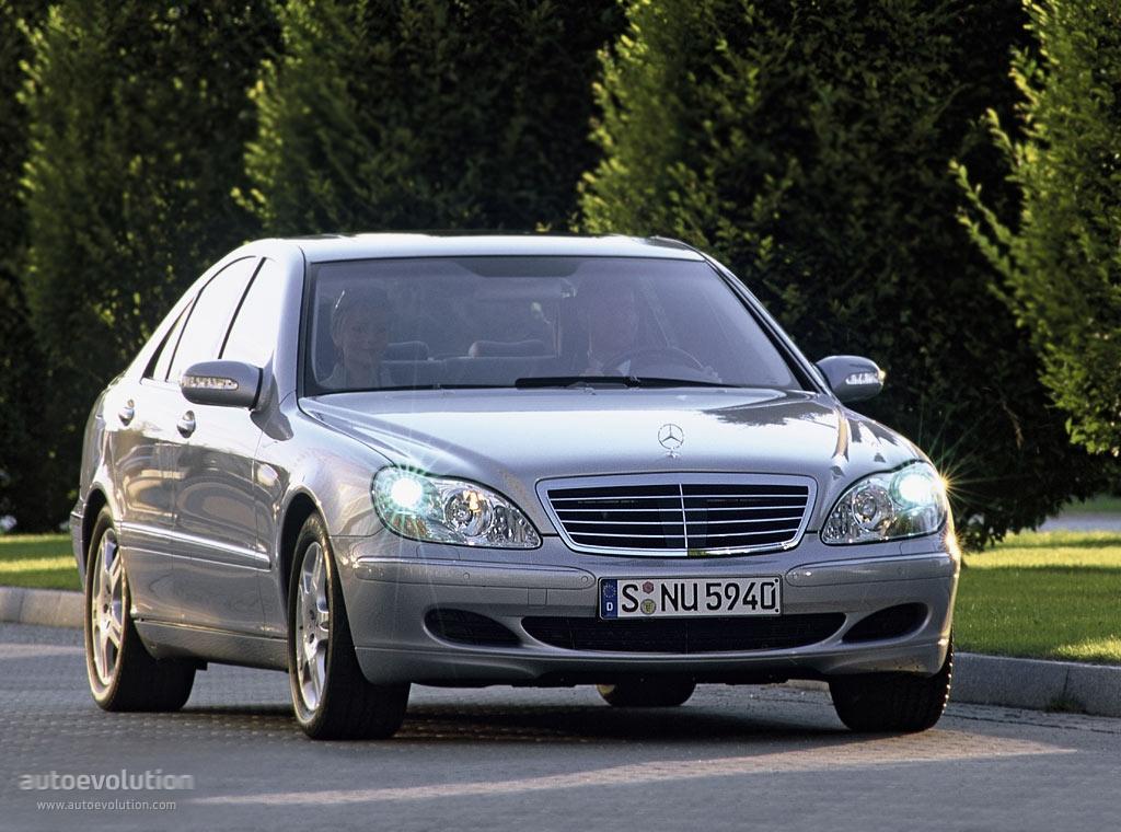 Mercedes-Benz S-klasse AMG I (W220) 1999 - 2002 Sedan #1