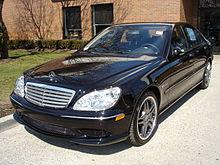 Mercedes-Benz S-klasse AMG I (W220) 1999 - 2002 Sedan #7