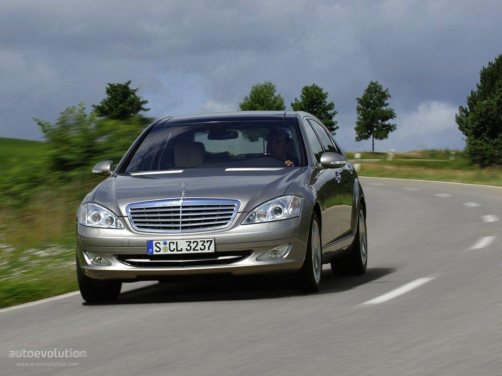 Mercedes-Benz S-klasse V (W221) 2005 - 2009 Sedan #1