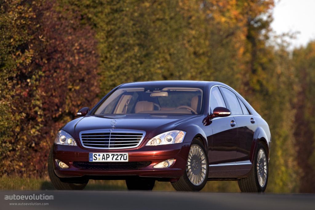 Mercedes-Benz S-klasse V (W221) 2005 - 2009 Sedan #5