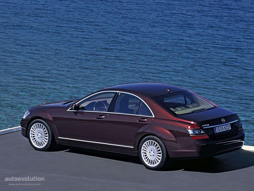 Mercedes-Benz S-klasse V (W221) 2005 - 2009 Sedan #7