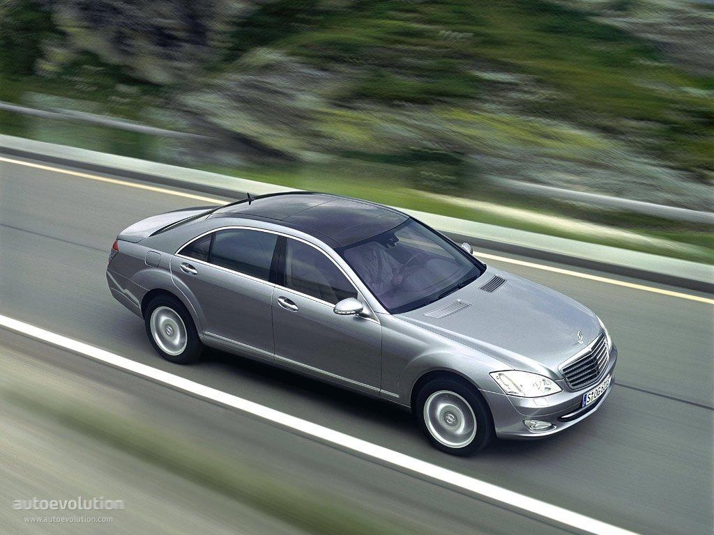 Mercedes-Benz S-klasse V (W221) 2005 - 2009 Sedan #6