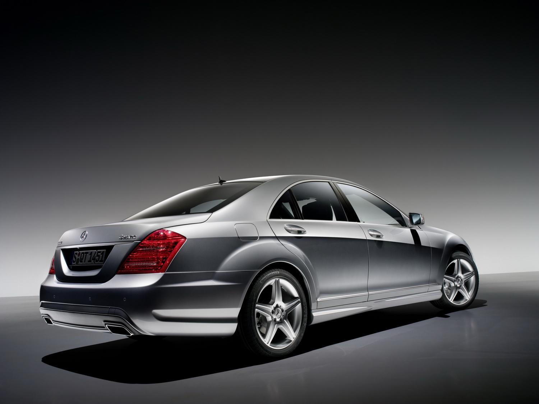 Mercedes-Benz S-klasse V (W221) 2005 - 2009 Sedan #3