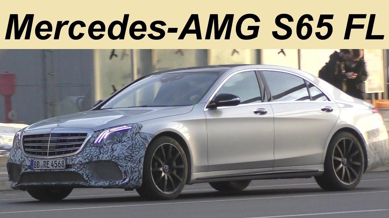 Mercedes-Benz S-klasse VI (W222, C217) Restyling 2017 - now Cabriolet #1