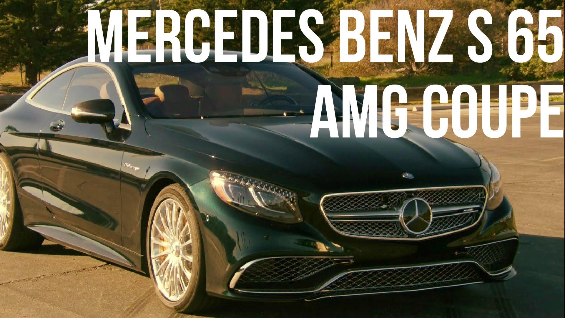 Mercedes-Benz S-klasse VI (W222, C217) Restyling 2017 - now Coupe #1