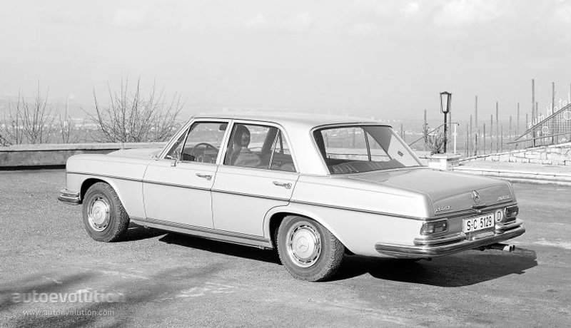 Mercedes-Benz S-klasse W108 1965 - 1972 Sedan #3