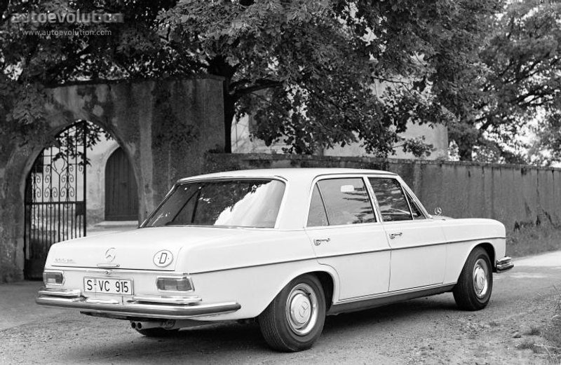 Mercedes-Benz S-klasse W108 1965 - 1972 Sedan #7