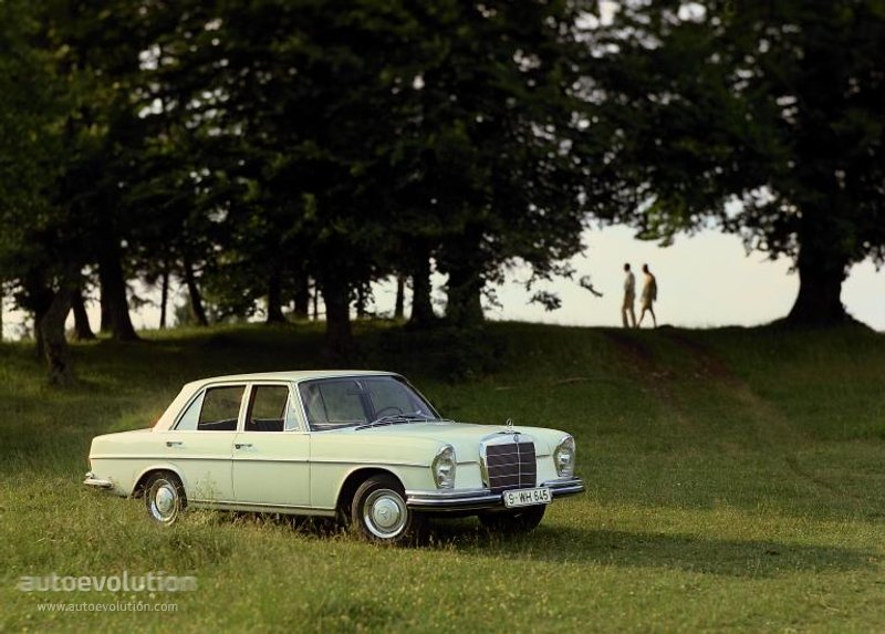 Mercedes-Benz S-klasse W108 1965 - 1972 Sedan #1