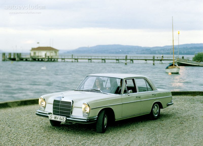 Mercedes-Benz S-klasse W108 1965 - 1972 Sedan #5