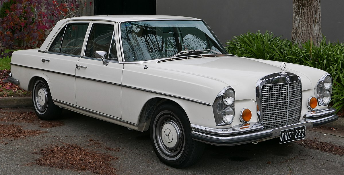 Mercedes-Benz S-klasse W108 1965 - 1972 Sedan #8