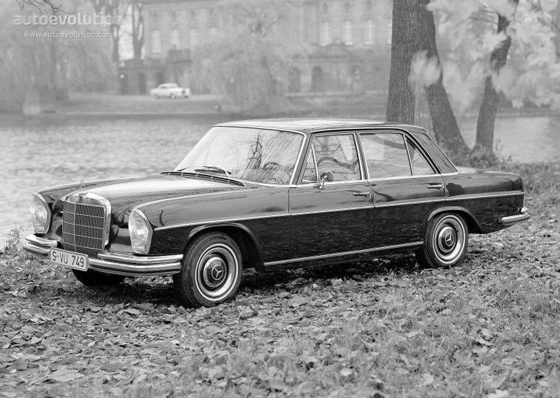 Mercedes-Benz S-klasse W108 1965 - 1972 Sedan #2