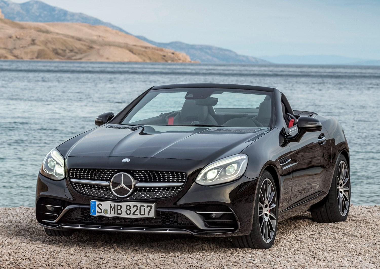 Mercedes-Benz SLC-klasse AMG I (R172) 2016 - now Roadster #2