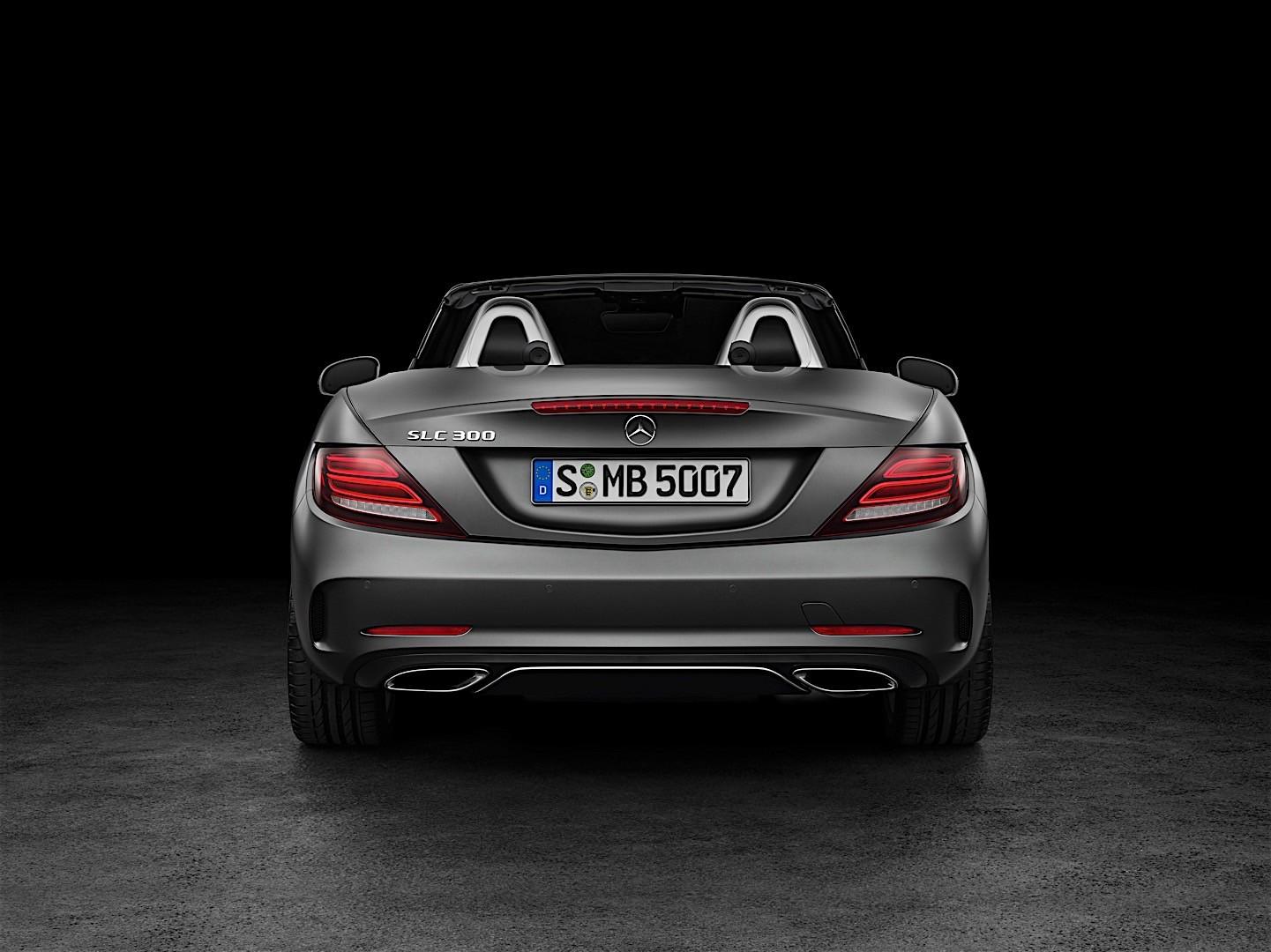 Mercedes-Benz SLC-klasse AMG I (R172) 2016 - now Roadster #5
