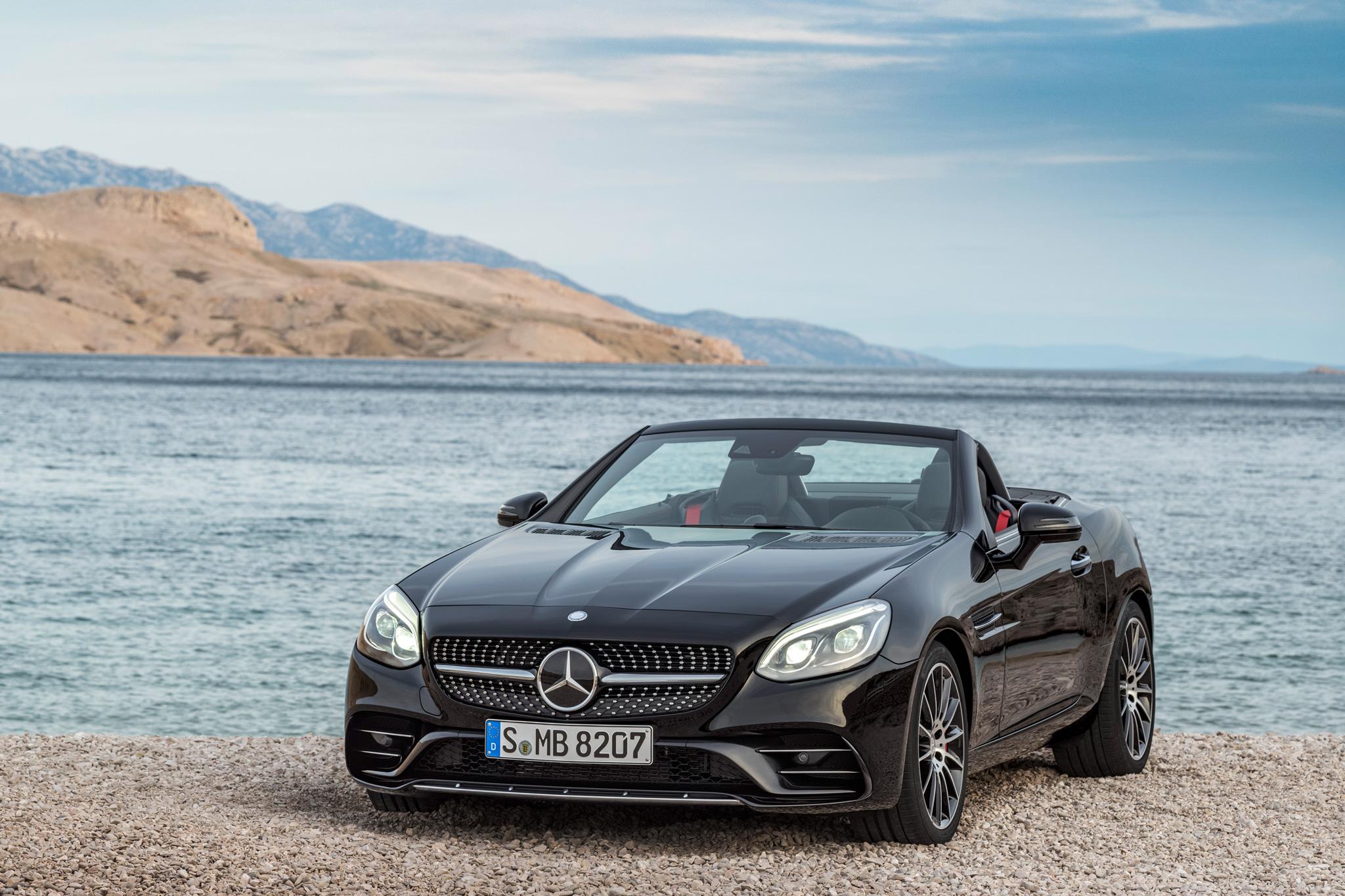 Mercedes-Benz SLC-klasse AMG I (R172) 2016 - now Roadster #6