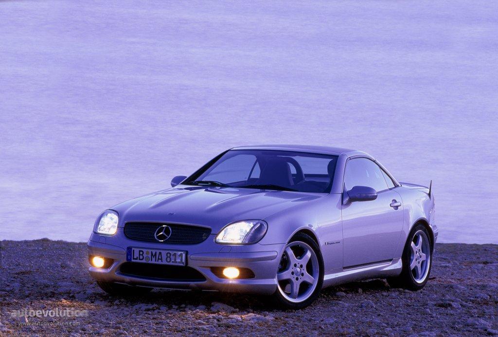 Mercedes-Benz SLK-klasse AMG I (R170) 2001 - 2004 Roadster #1