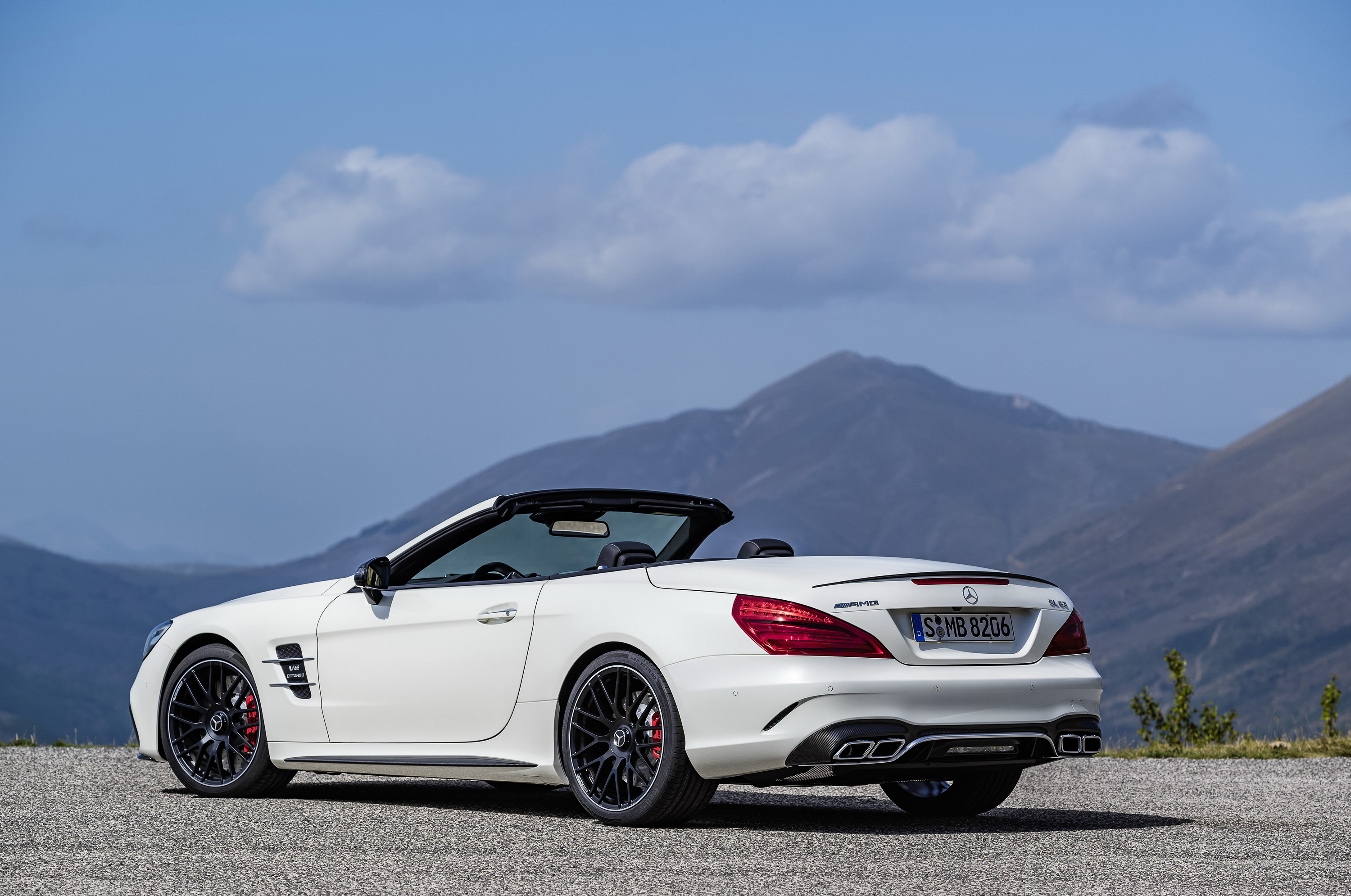 Mercedes-Benz SL-klasse AMG III (R231) Restyling 2015 - now Roadster #4