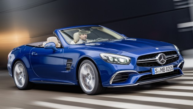 Mercedes-Benz SL-klasse AMG III (R231) Restyling 2015 - now Roadster #6