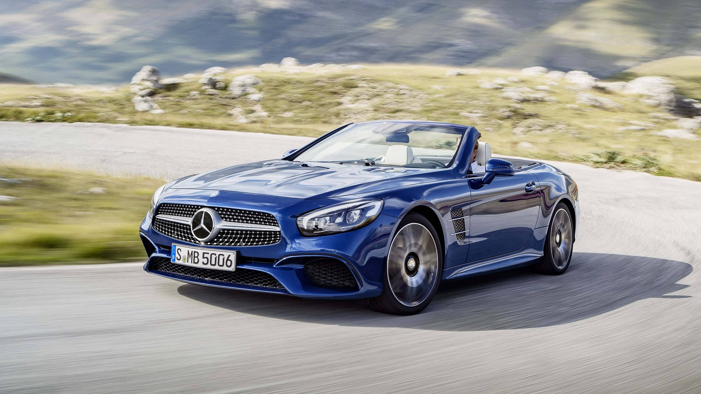 Mercedes-Benz SL-klasse AMG III (R231) Restyling 2015 - now Roadster #5