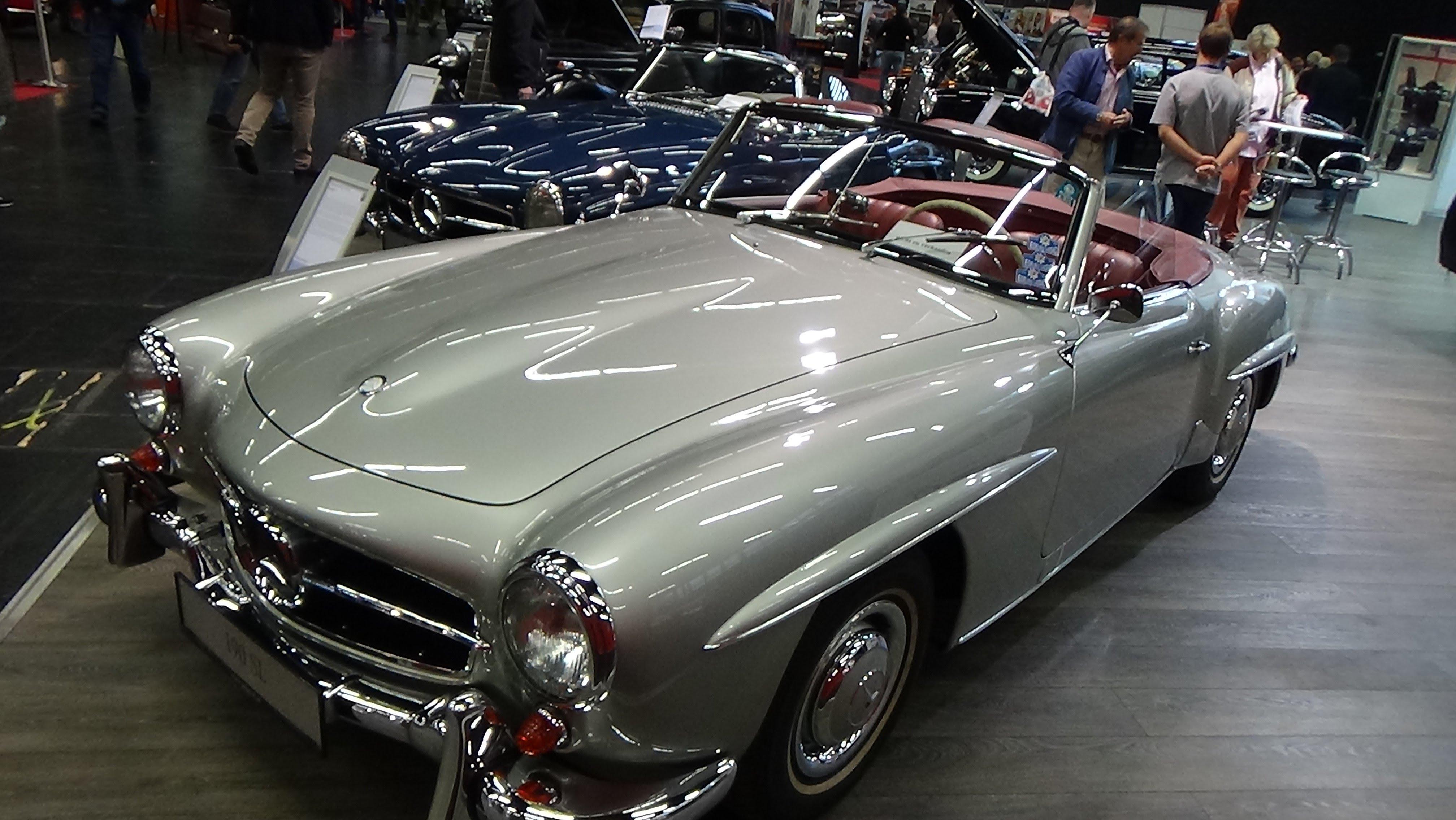 Mercedes-Benz SL-klasse I (R121) 1955 - 1963 Roadster #6