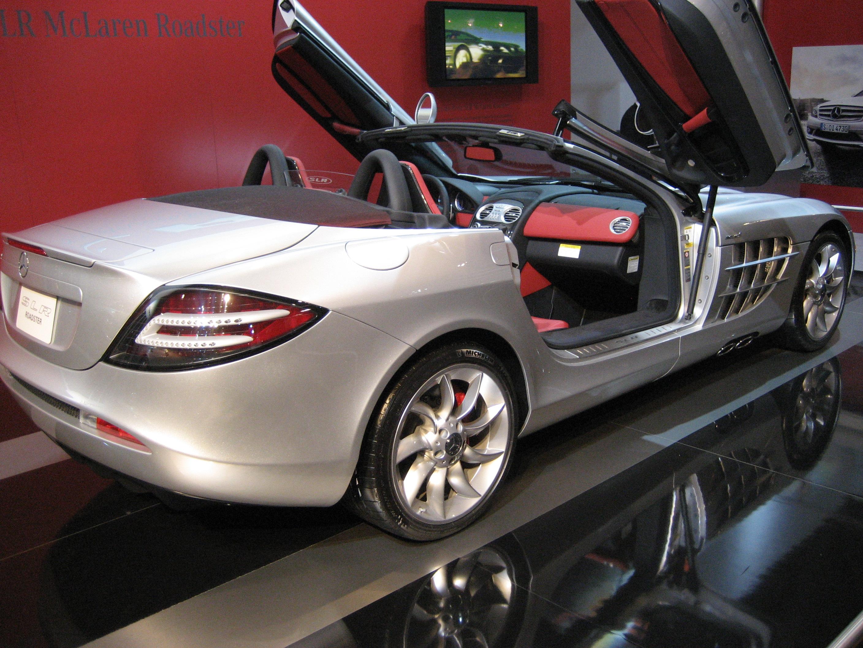 Mercedes-Benz SLR McLaren 2003 - 2010 Roadster #3
