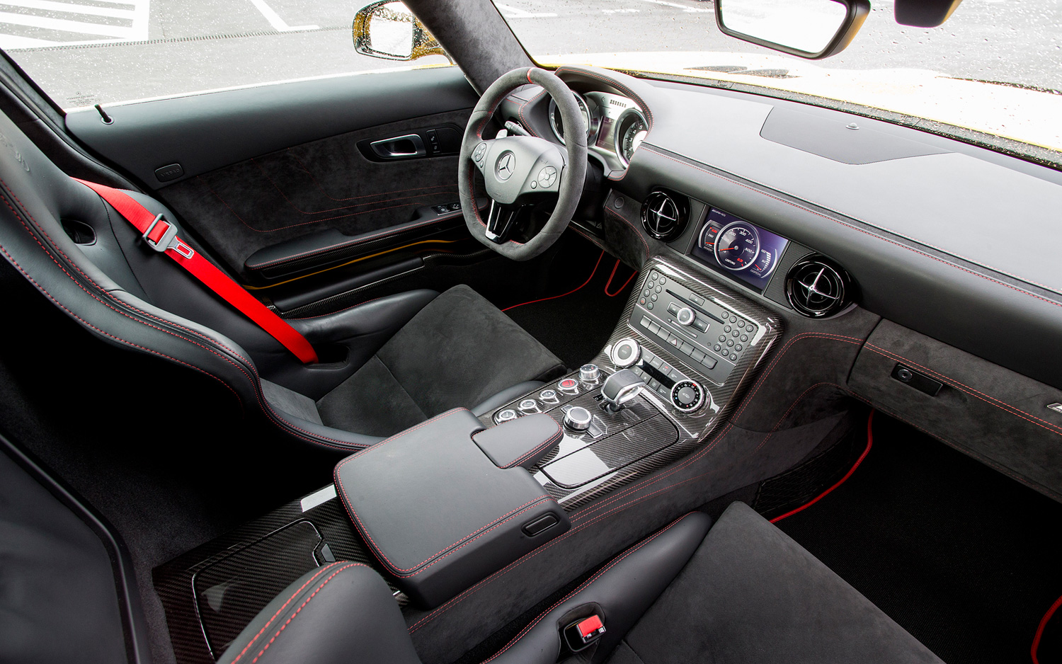 Mercedes-Benz SLS AMG 2010 - 2014 Coupe :: OUTSTANDING CARS