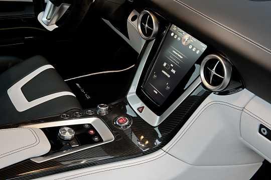 Mercedes-Benz SLS AMG 2010 - 2014 Roadster #6