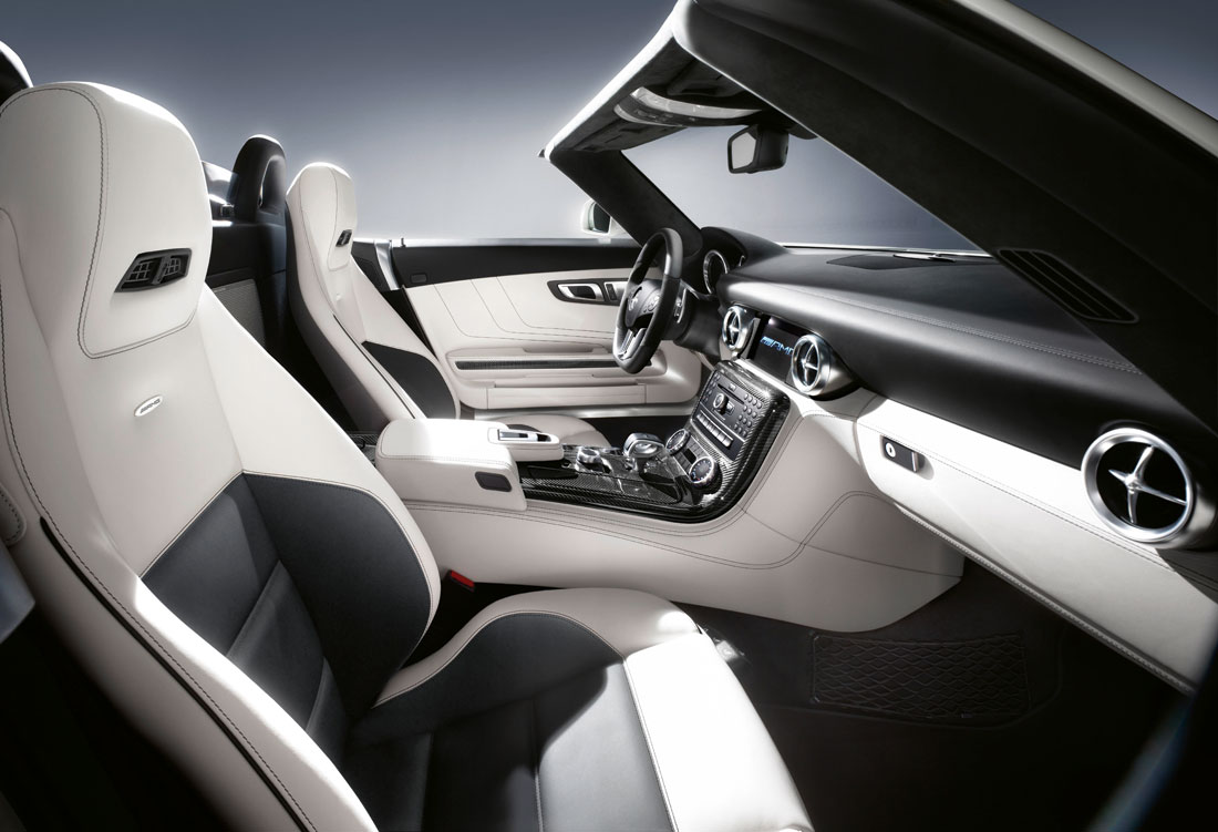 Mercedes-Benz SLS AMG 2010 - 2014 Roadster #2