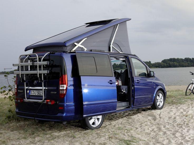 Mercedes-Benz Viano I (W639) 2004 - 2010 Minivan #5