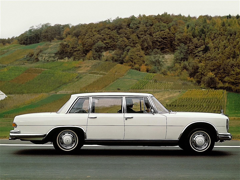 Mercedes-Benz W100 1964 - 1981 Sedan #7