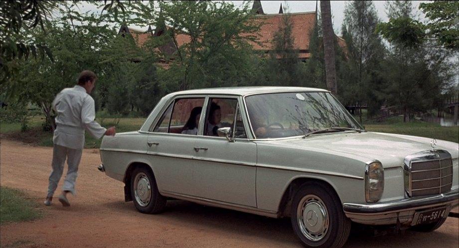 Mercedes-Benz W115 1968 - 1976 Sedan #4