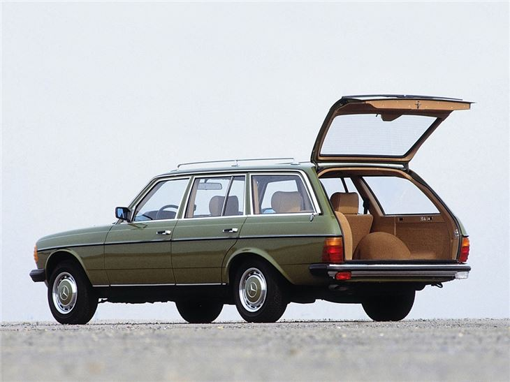Mercedes-Benz W123 1975 - 1985 Coupe #4