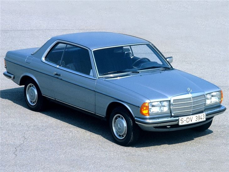 Mercedes-Benz W123 1975 - 1985 Coupe #3